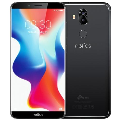 Смартфон Neffos X9 Space Black (TP913A56RU)